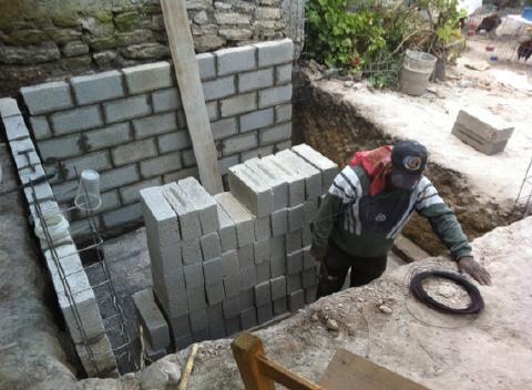 Rainwater Harvesting Project in Puebla, Mexico