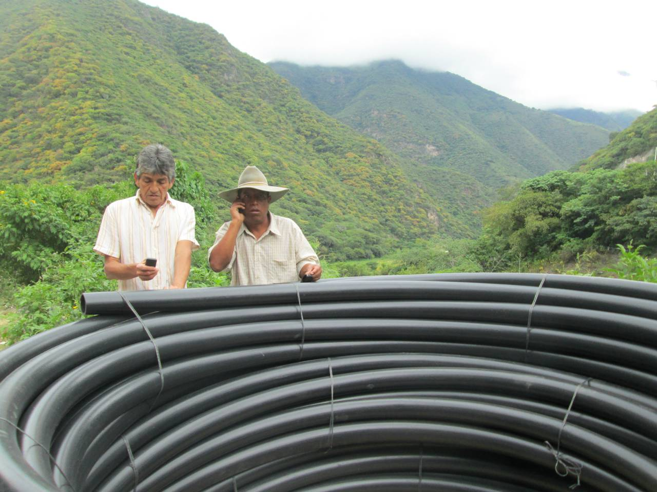 Conclusion of Esperanza Water System Project - Guatemala