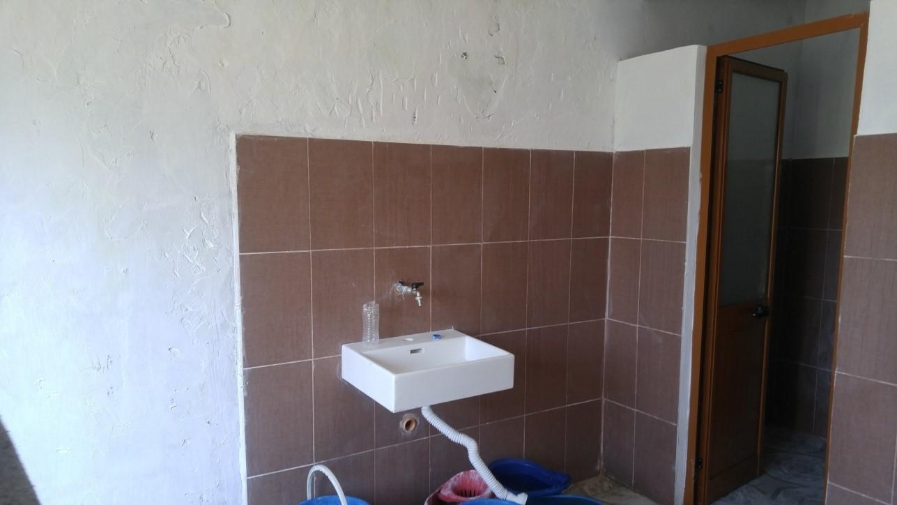 Conclusion of Zall Shoshaj School Bathroom Project - Albania