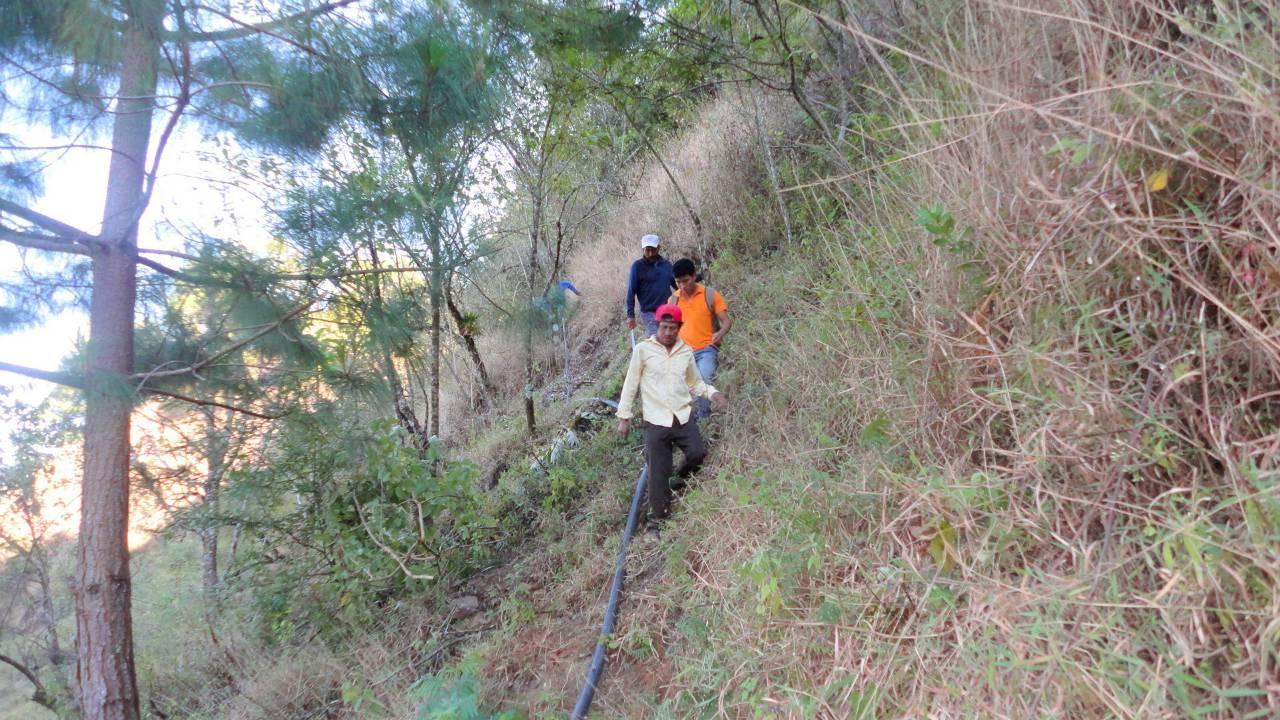 Conclusion of Santo Domingo La Cascada Water System Project - Mexico