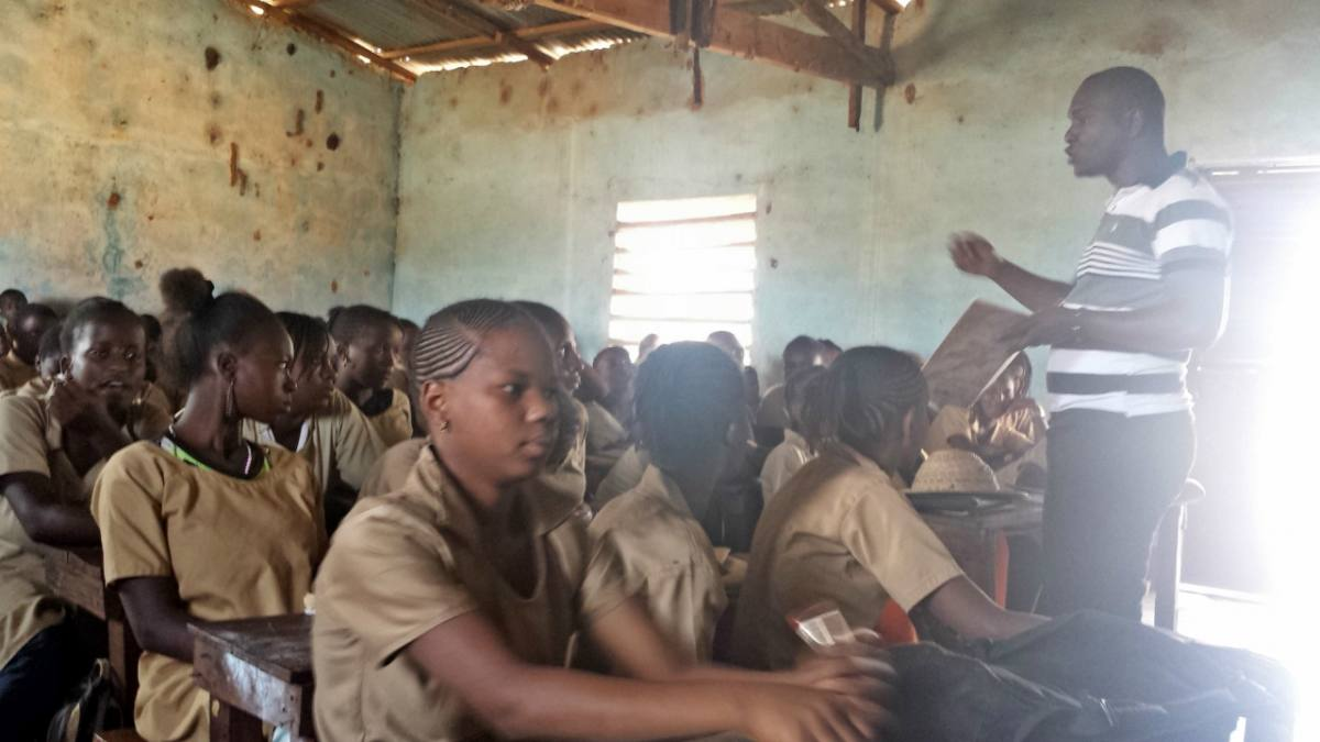 Conclusion of Lelouma Prefecture Well Project - Guinea
