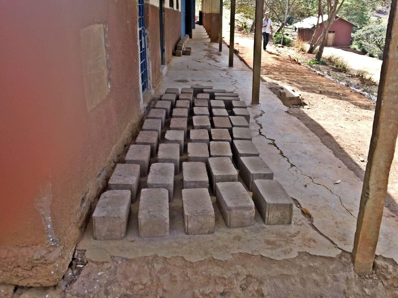 Conclusion of Kongei Primary School Rainwater Catchment Project - Tanzania