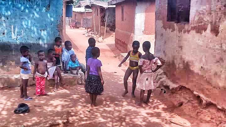 Gyankamah Village, Ghana