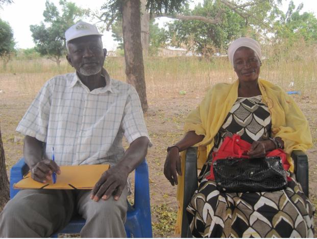 GSN Moringa Water Project - Senegal