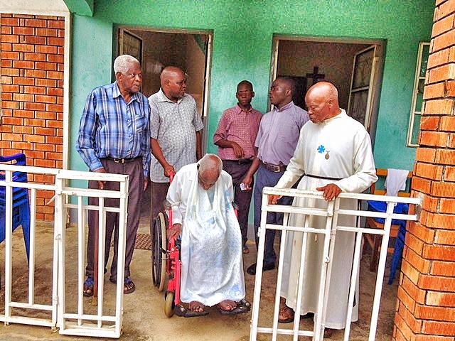 Elders housed in the community