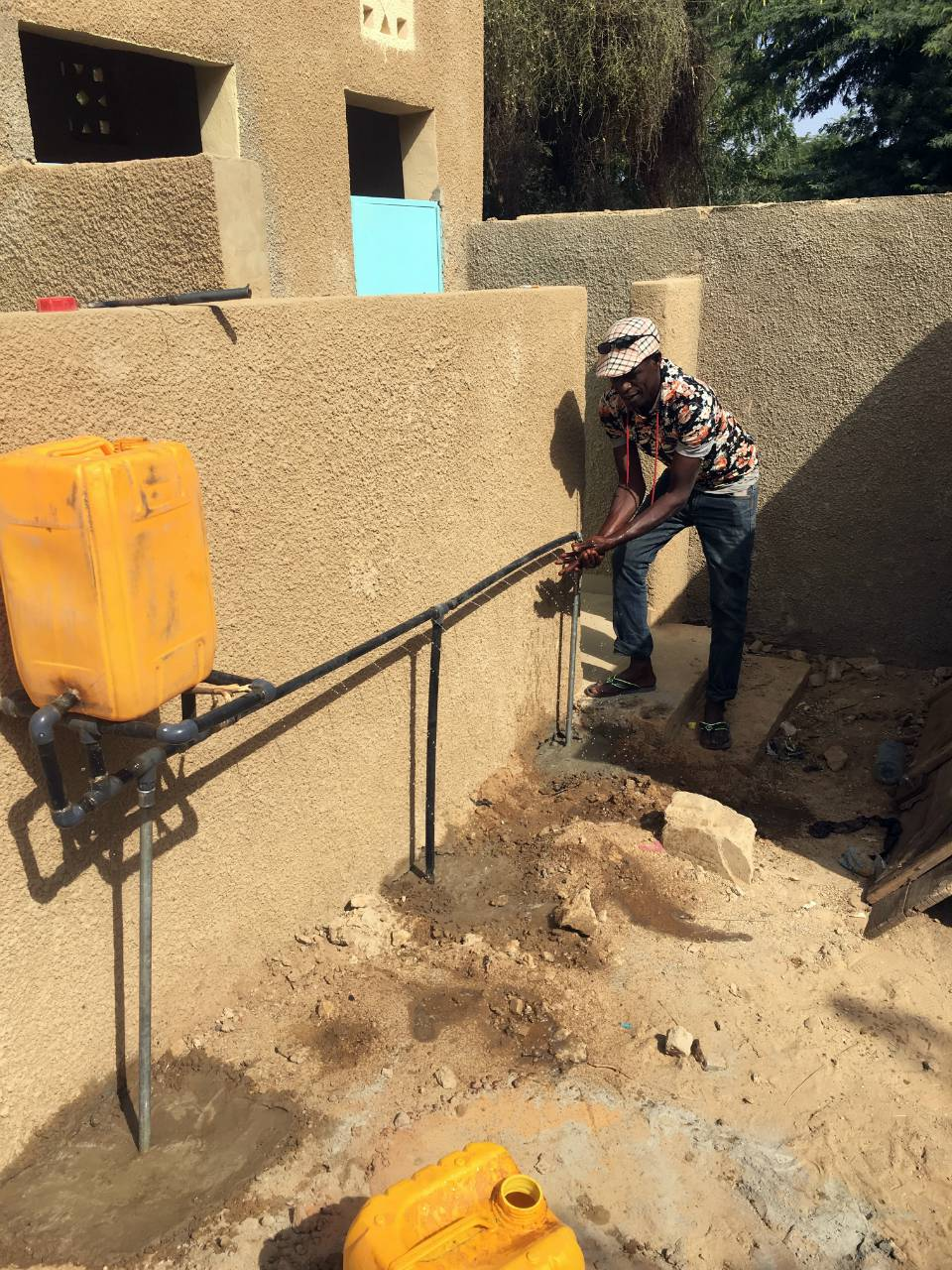 Conclusion of Agnam Tonguel Water System Project - Senegal