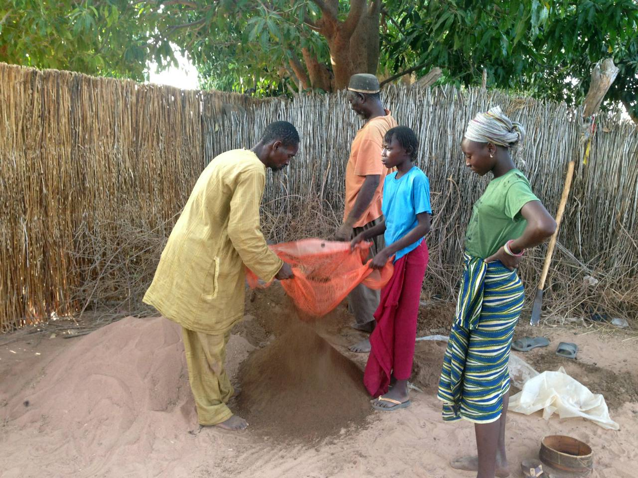 Padaf Water System Project - Senegal