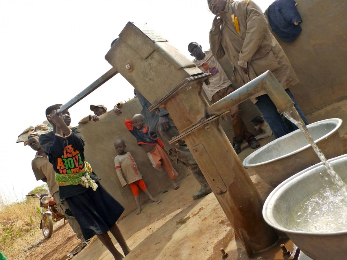 Conclusion of Bassar Prefecture Water Project - Togo