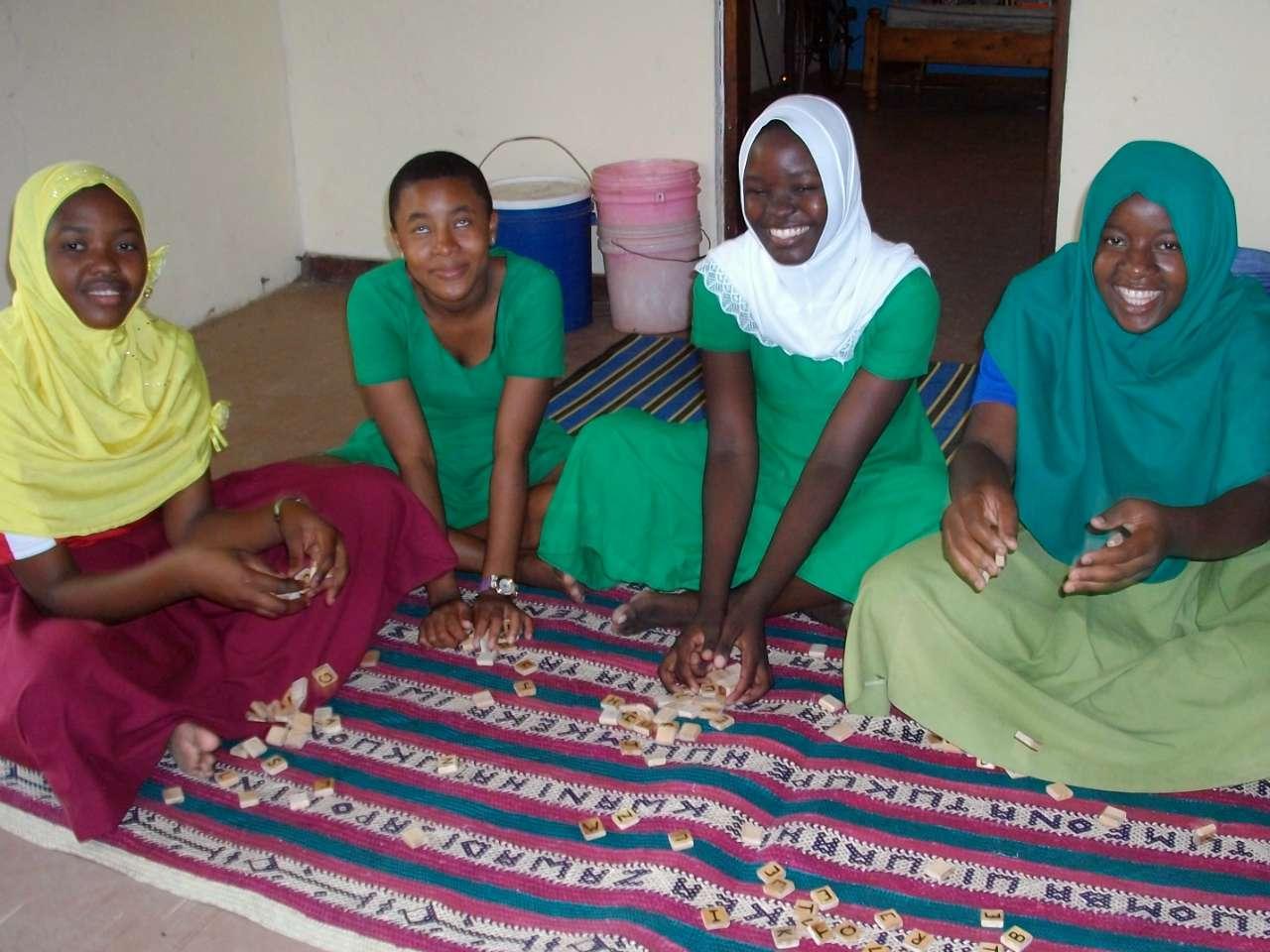 Ilulu Girls' Secondary School Rainwater Catchment System Project - Tanzania