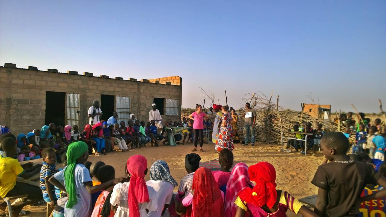 Digaly Sanitation Project - Senegal