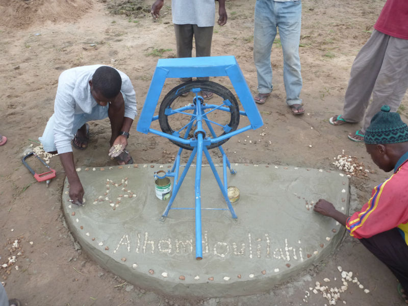 Conclusion of 52 Pumps in 52 Weeks – Senegal – Project 11 - Thiawando