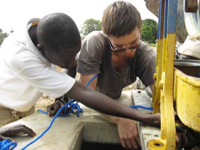 Conclusion of 52 Pumps in 52 Weeks – Senegal – Project 12 – Dantaxoune