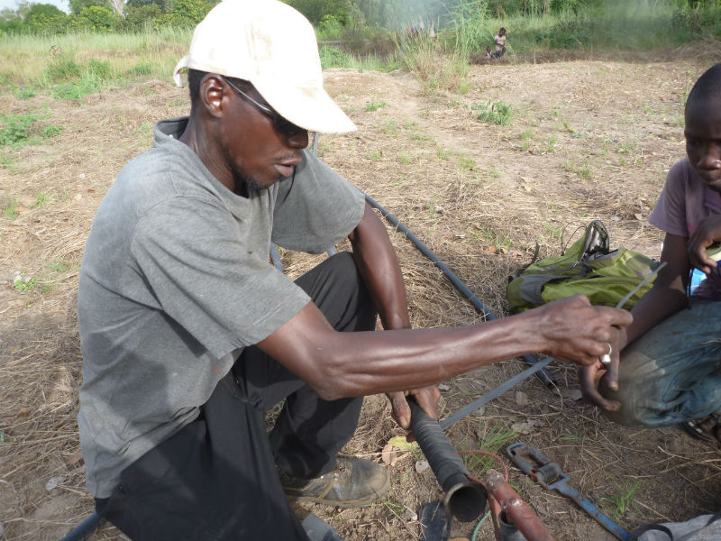 Conclusion of 52 Pumps in 52 Weeks – Senegal – Project 14 - Dassilame Serere Revisited