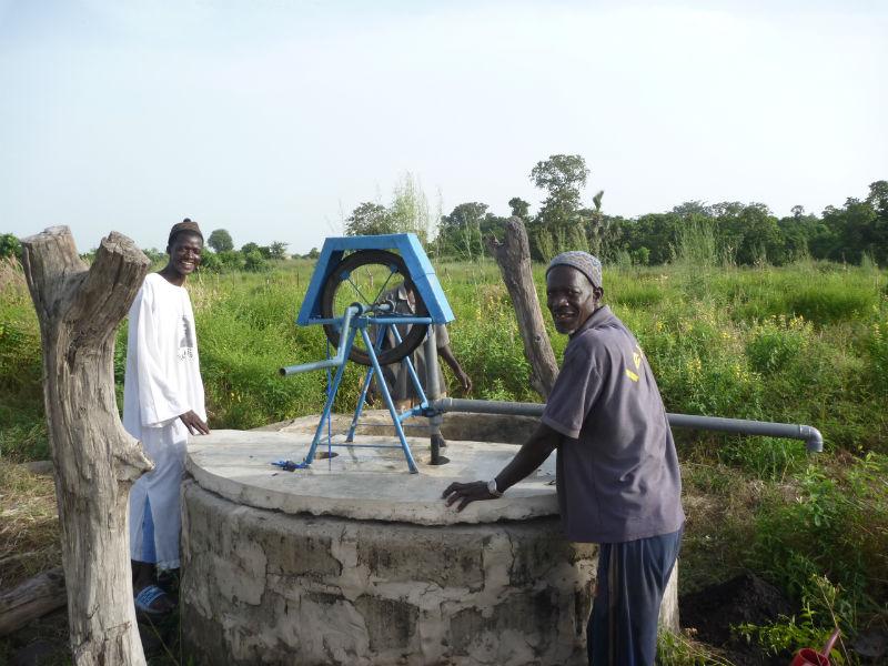 Conclusion of 52 Pumps in 52 Weeks – Senegal – Project 15 - Daro Keur Ibrahima Signane