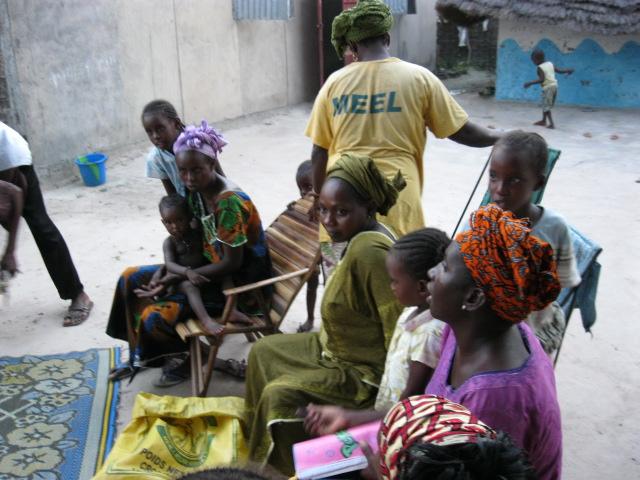 Conclusion of 52 Pumps in 52 Weeks – Senegal – Project 17 – Faraba, Moringa Garden