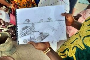 52 Pumps in 52 Weeks – Senegal – Project 18 - Faraba, Moringa Garden (Part 2)
