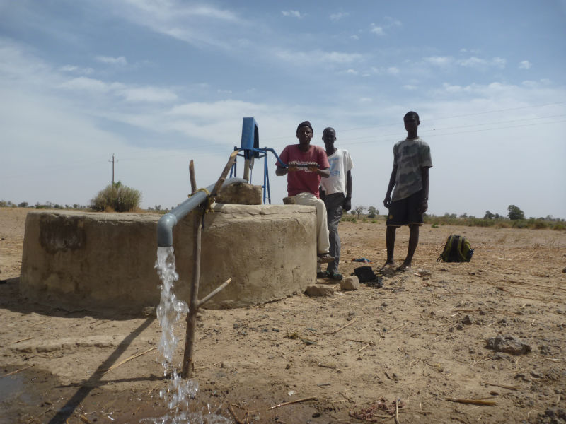 Conclusion of 52 Pumps in 52 Weeks – Senegal – Project 19 - Thiawando, Community Well