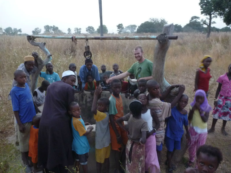 52 Pumps in 52 Weeks – Senegal – Project 20 - Saare Dagua, Community Well