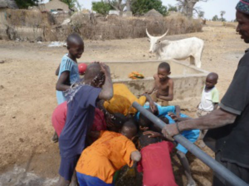 Conclusion of 52 Pumps in 52 Weeks – Senegal – Project 20 - Saare Dagua, Community Well