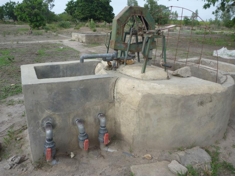 Conclusion of 52 Pumps – Senegal – Project 24 - Nema Bah, Pump Repair Continued