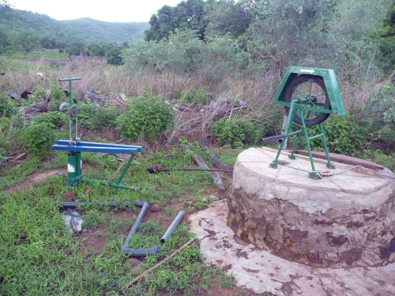 52 Pumps in 52 Weeks – Senegal – Project 25 - Segou, Eco-Campament Well