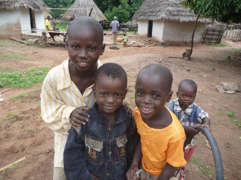 52 Pumps in 52 Weeks – Senegal – Project 26 - Segou, Community Well