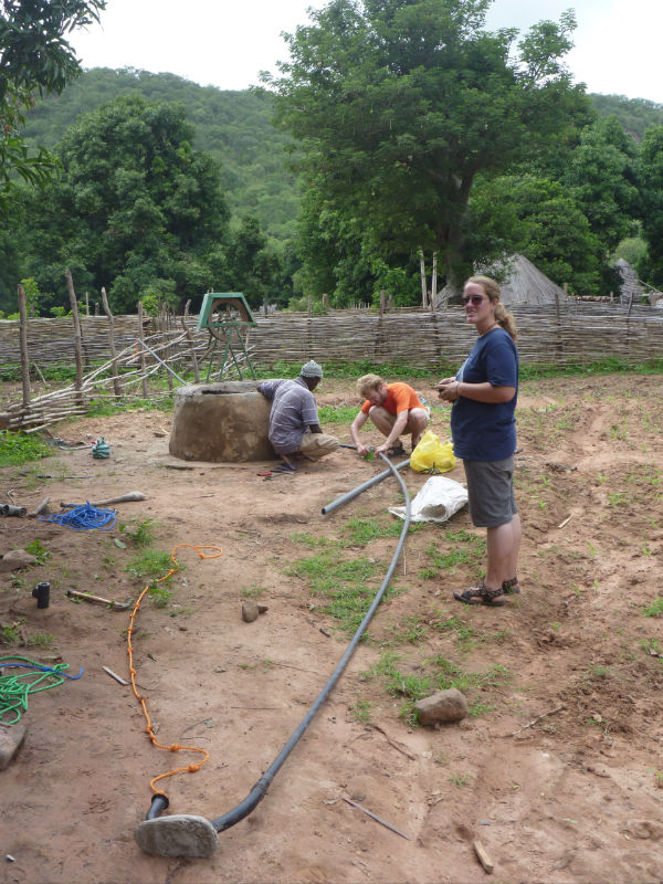 Conclusion of 52 Pumps in 52 Weeks – Senegal – Project 26 - Segou, Community Well