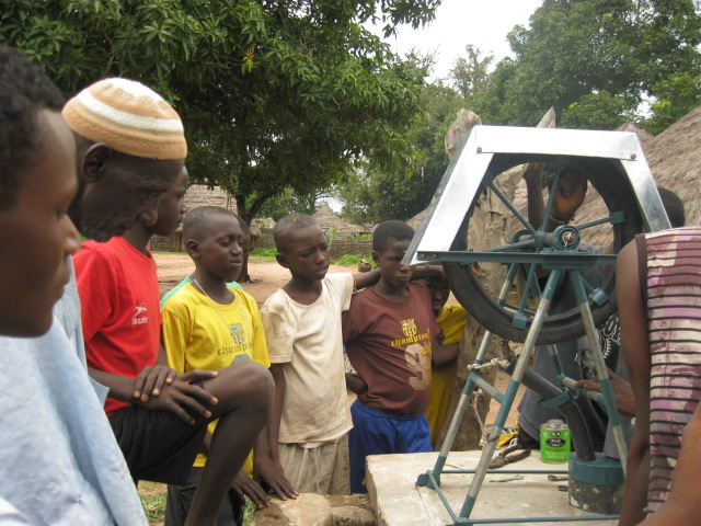 Conclusion of 52 Pumps in 52 Weeks – Senegal – Project 27 - Sare Samba Diaba