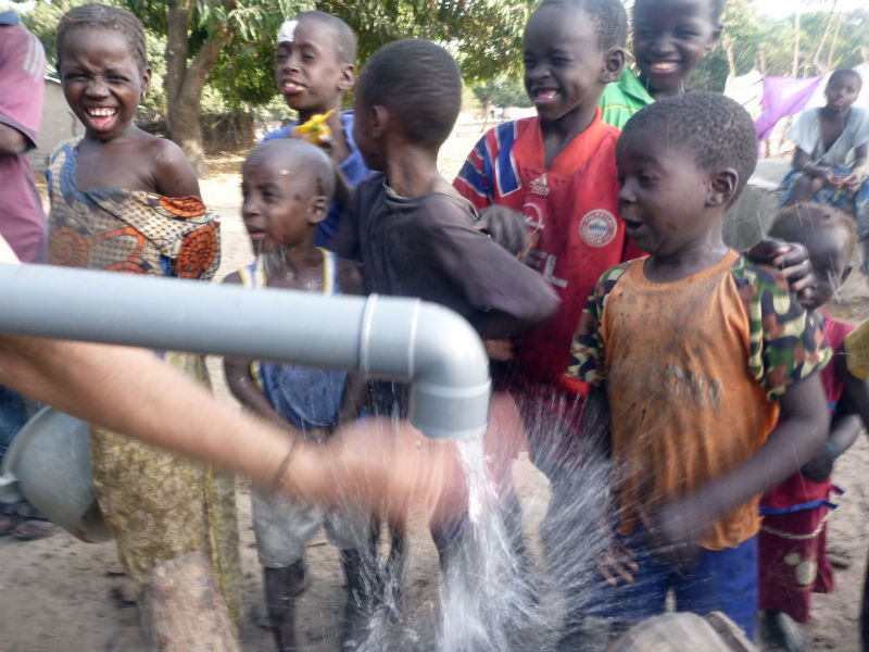 Conclusion of 52 Pumps in 52 Weeks – Senegal – Project 3 – Massarinko