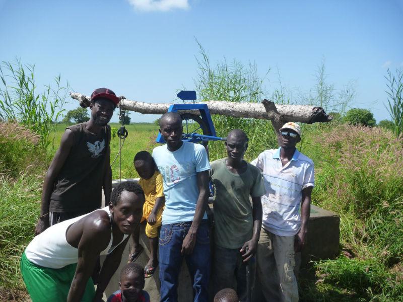 Conclusion of 52 Pumps in 52 Weeks – Senegal – Project 7 - Keur Andallah