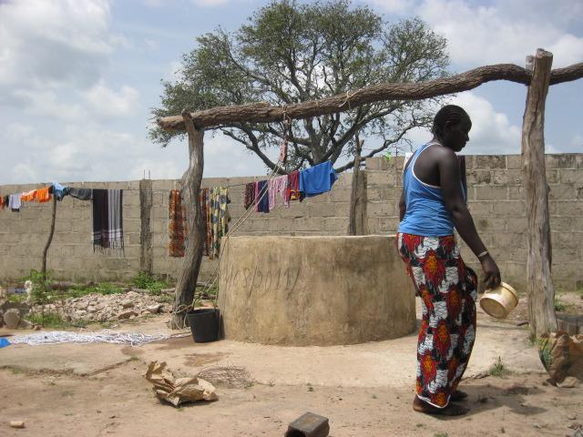 52 Pumps in 52 Weeks – Senegal – Project 31 - Saare Bidji, Community Well