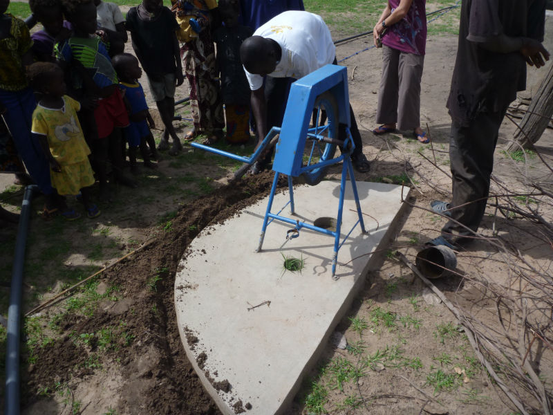 Conclusion of 52 Pumps in 52 Weeks – Senegal – Project 7 - Keur Andallah