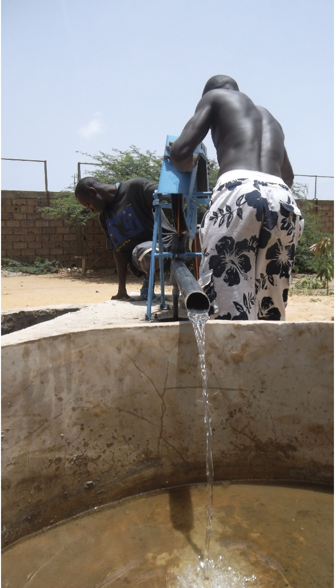 Conclusion of 52 Pumps in 52 Weeks – Senegal – Project 8 - Hann Maristes