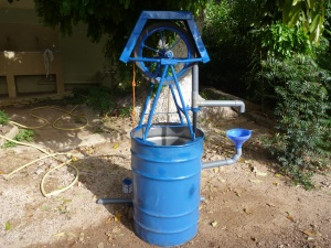 Conclusion of 52 Pumps in 52 Weeks – Senegal – Project 9 – Thies, Peace Corps Training Center