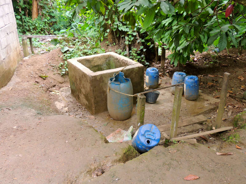 Mah Di's Orphanage Well, Pump, and Tank Project - Cameroon