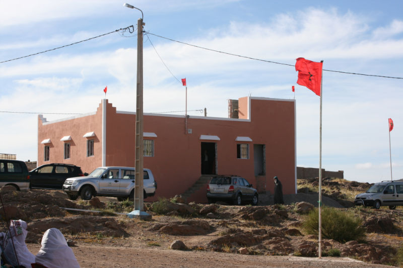 Conclusion of Women's Center – Morocco