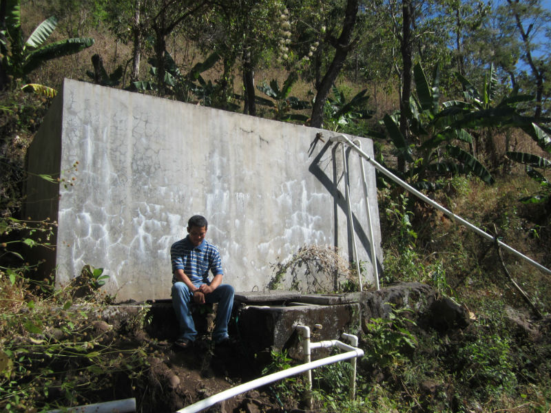 Sunsulaca Water System Project - El Salvador