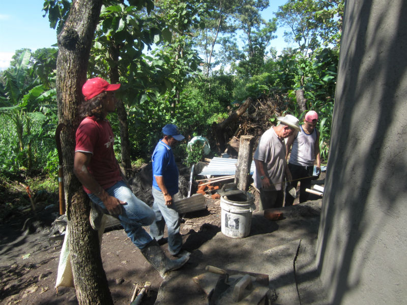 Conclusion of Sunsulaca Water System Project - El Salvador