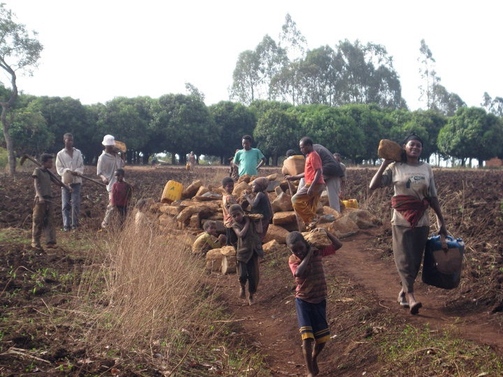 Conclusion of Reservoir Construction Project – Ethiopia