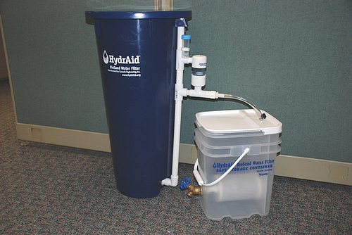 HydrAid BioSand Filters