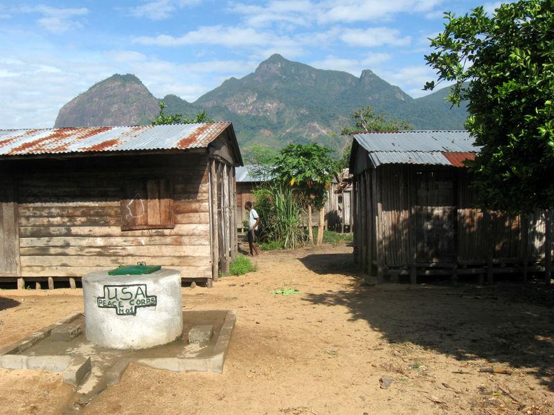 Conclusion of Antanandava, Anamboafo, and Marolamba Well Project - Madagascar