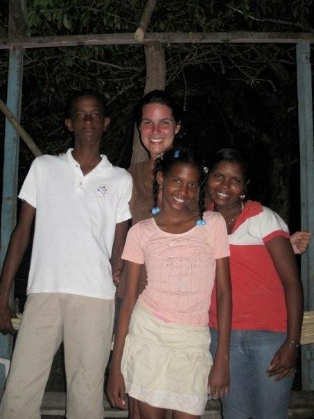 Sarah Casey - Dominican Republic
