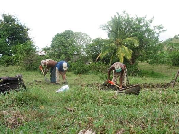 Work - Dominican Republic