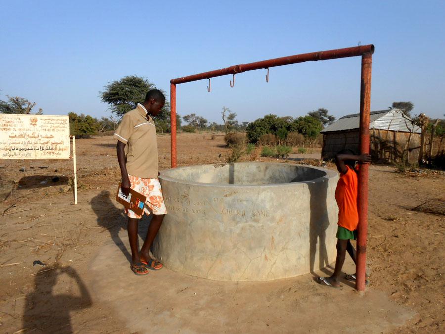 Keur Daouda Cisse Well Project – Senegal