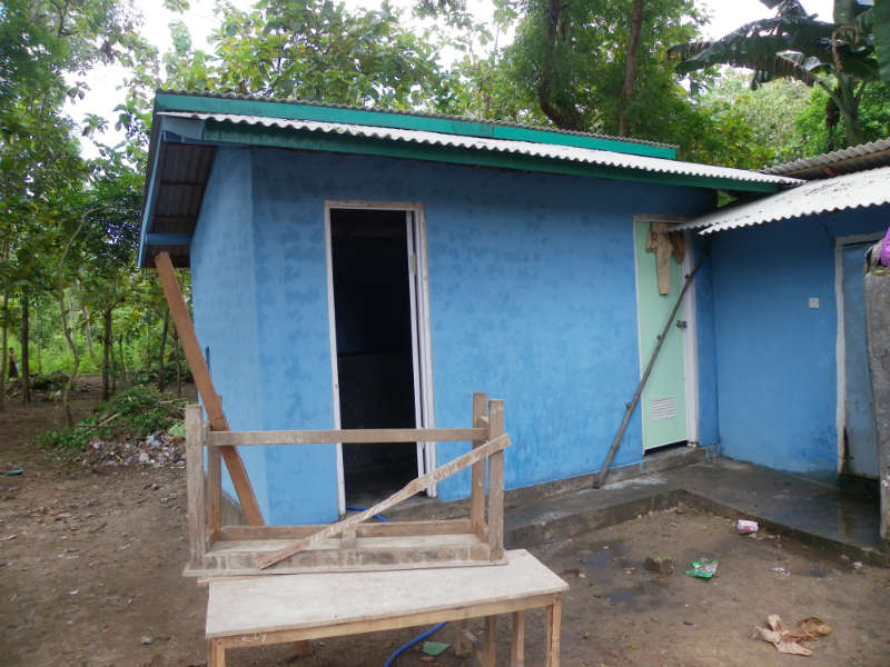 Conclusion of At Toyyibin Boarding House Sanitation Project – Indonesia