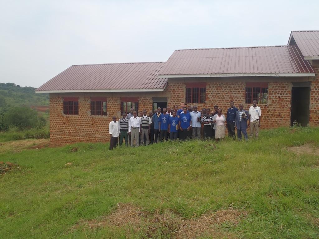 Kanoni Water Tank Project - Uganda