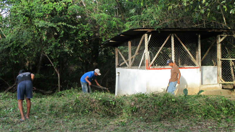 Caimital Solar Well Pump Project - Panama