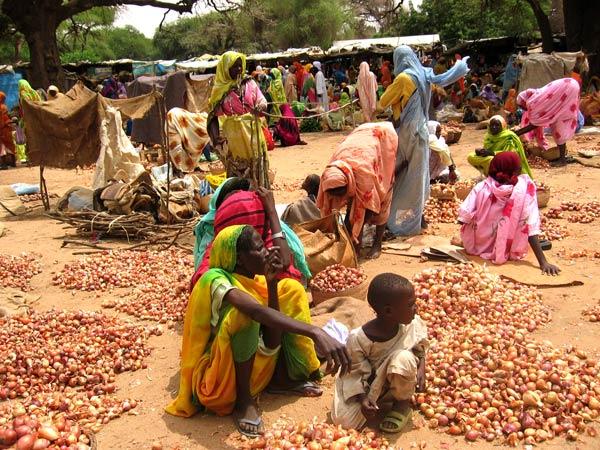 Darfur Village