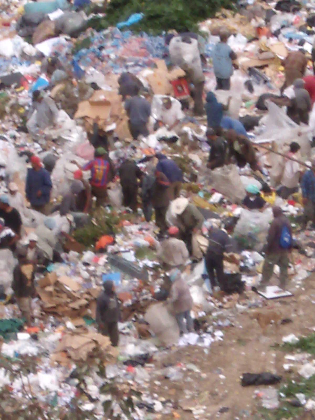 Guatemala City Garbage Dump 2