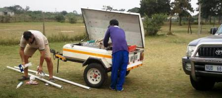 Mbazwana Primary School Sanitation Project – South Africa